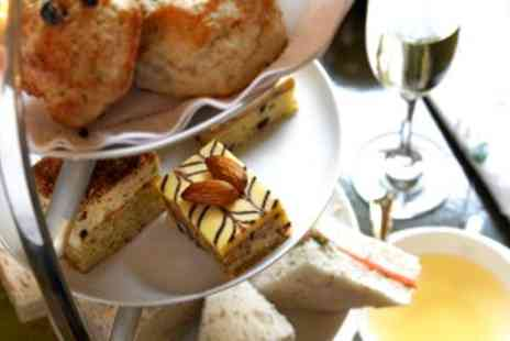 Toast Cafe Bar & Grill St Annes - Champagne Afternoon Tea For Two - Save 51%