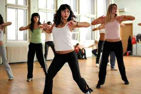 Jump Fitness Classes - Choice of Ten Zumba Classes - Save 75%