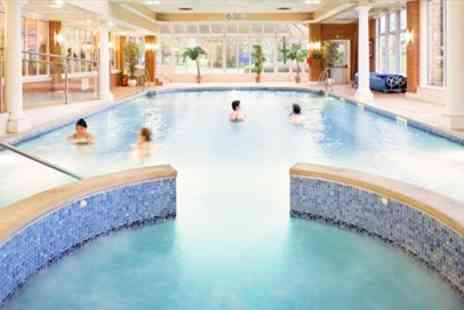 Spa Naturel Fitness - Spa Day inc 2 Treatments at Historic Hotel - Save 50%