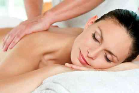 Hidden Gems - Reflexology and Back Massage For One - Save 56%