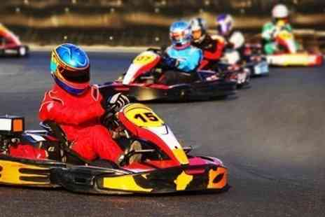 Emotion Karting - Go Karting 50 Laps - Save 60%