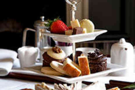 Mercure Oxford Eastgate Hotel - Classic Afternoon Tea for Two - Save 39%