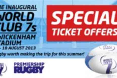 World Club 7s - Saturday or Sunday Child ticket - Save 17%
