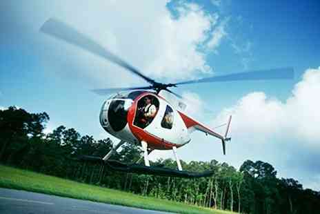 Hields Aviation - Helicopter Ride for One - Save 52%