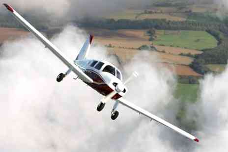 Take Flight Aviation - Flying Lesson For One with Take Flight Aviation - Save 34%