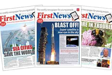 First News - Subscription to First News - Save 40%
