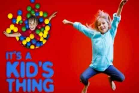 Its A Kids Thing - Award Winning Play Centre - Save 51%