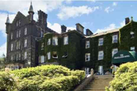 Craiglands Hotel - 2 night stay for 2 with breakfast and an afternoon tea - Save 65%