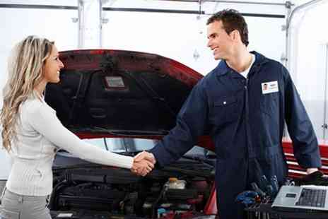 Kingsway Tyres - 54 Point Car Service - Save 61%