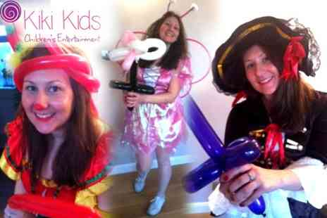 - Incredible kids birthday parties from just £55 - Save 50%