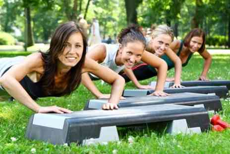 Good Health and Fitness - Twelve Outdoor Boot Camp Sessions - Save 72%