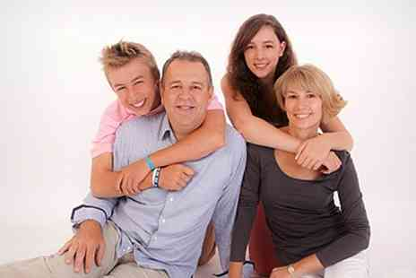 Lifetime Photography - Family or Makeover Photoshoot - Save 89%