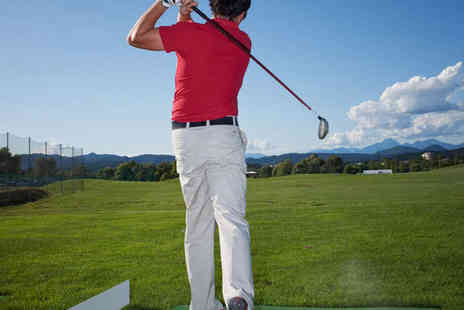 The Kent and Surrey Golf Club - Two 30 Minute Group Golf Lessons - Save 58%