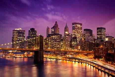 Clear Sky Holidays - In New York Three Night Stay For Two With Flights and Optional Washington DC Day Trip - Save 31%