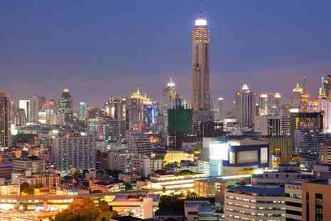 Tour Center - In Bangkok Thailand 7 Nights hotel stay - Save 20%
