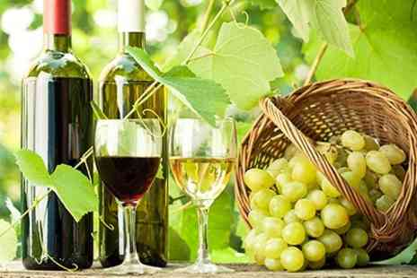 Carr Taylor Vineyard - Vineyard Wine Tasting and Vineyard Tour For Two - Save 45%