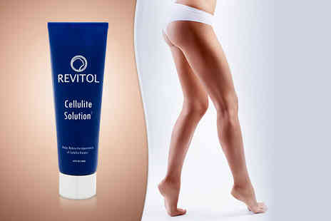 Beauty & Slimming - 118ml tube of Revitol anti cellulite cream - Save 55%