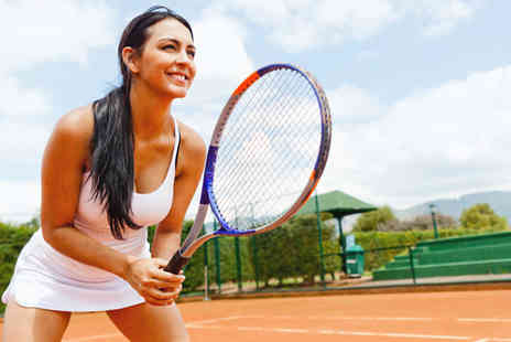 The Grammar - Two week tennis club membership including fitness suite access - Save 67%