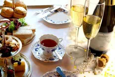 Hoar Park - Afternoon Tea For Two - Save 30%