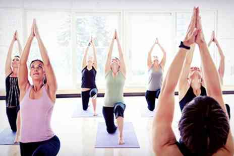 Training Temple - Ten Yoga or Hot Yoga Classes - Save 28%