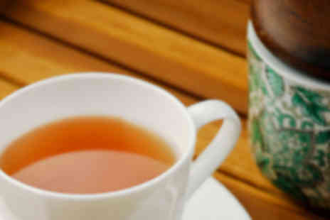 Attic - Tea Tasting Masterclass for Two with Cake - Save 60%