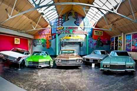 London Motor Museum - Adult, Child, or Family Admission - Save 75%