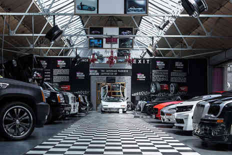 London Motor Museum - Entry to London Motor Museum for one person - Save 70%