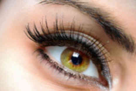 The Beauty Box - Party lash and eyebrow package - Save 71%