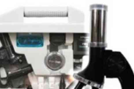 Vivitar - Perfect Start Up MIcroscope Kit for the Young Scientist - Save 52%
