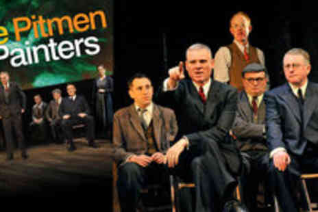 Duchess Theatre - Top priced tickets to see The Pitmen Painters - Save 34%
