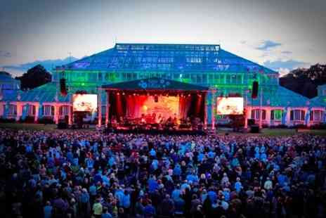 Kew The Music - Kew Gardens Open Air Picnic Concert With Bellowhead and Billy Bragg - Save 51%