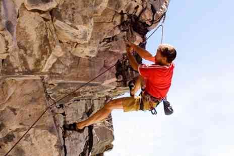 Extreme Ventures - Three Hour Outdoor Climbing Experience - Save 68%
