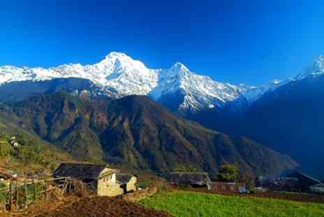 Experience the Himalayas - Nepal Tour With Trekking and Accommodation - Save 20%
