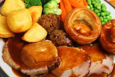 The Village Inn - Sunday lunch including a starter for two - Save 50%
