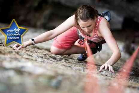 Mountain Monkeys - Two hour rock climbing and abseiling experience - Save 51%