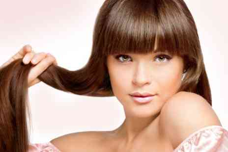 Morgan Hair & Beauty - Restyle Cut and Blow Dry With Conditioning Treatment - Save 56%