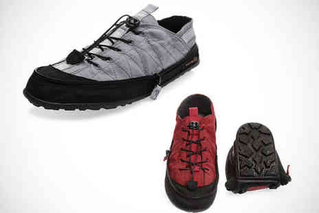 Livmore - Lightweight Zip Pocket Folding Trek Shoes - Save 57%