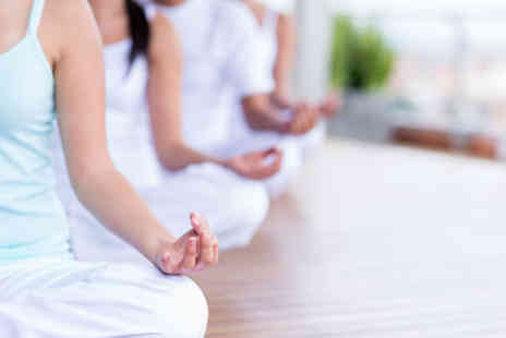 QI Wellness Centre - 10 week meditation & relaxation course - Save 80%