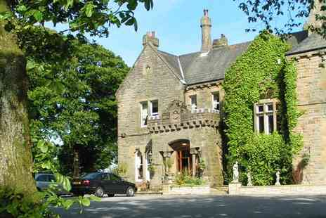 Hunday Manor Country House Hotel - Two night stay for two - Save 57%