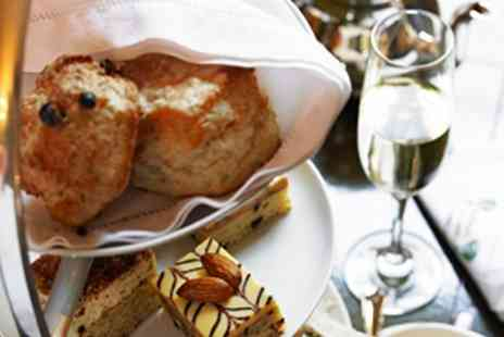 Mocha at the George Hotel - Prosecco Afternoon Tea for Two - Save 50%