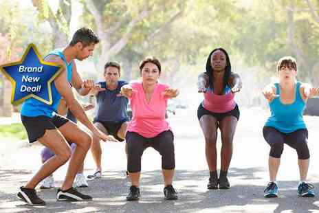 Fitness Division - One hour outdoor all weather boot camp sessions - Save 80%