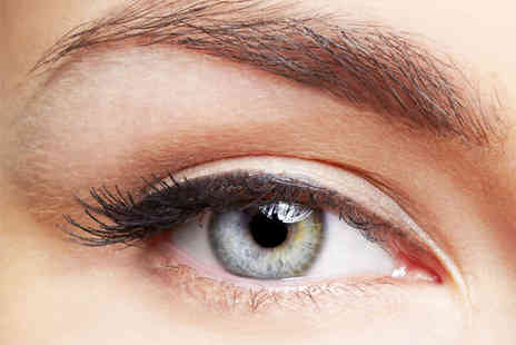 All Lashed Out - Full Eyelash Extensions - Save 73%