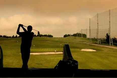 Trafford Golf Centre - Driving Range Golf With Balls - Save 50%