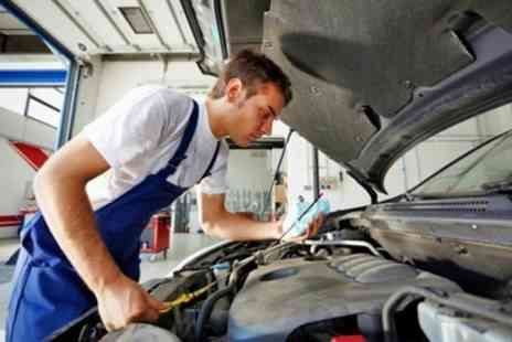 Driving Force - Vehicle Servicing Including Two Oil Changes and Computer Diagnostics Plus Inspection - Save 50%