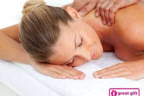 Vitality Beauty and Gym - Personalised Decle or Facial with Diagnostic Back Massage - Save 56%
