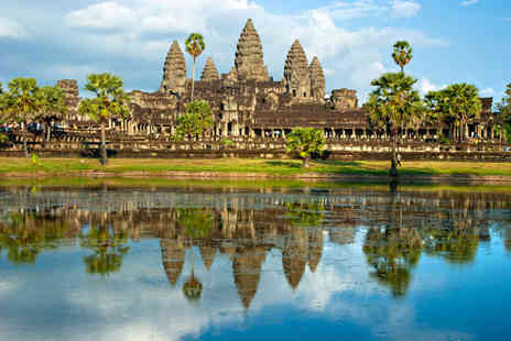 Independent World Choice Holidays - 7 Night Cambodia break including accommodation, breakfast & 3 tours - Save 50%