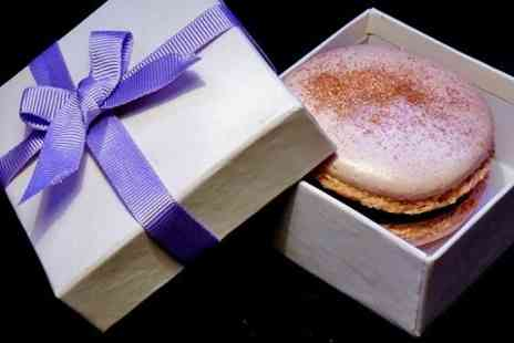 David Leslie Cakes - Chocolate Macaron or Truffle Making Workshop - Save 69%