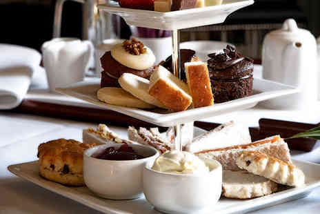 Mercure Hotels - Classic Afternoon Tea for Two - Save 39%