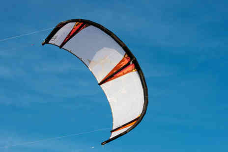 BEKS Kitesurfing - Two hour power kiting experience for one - Save 62%