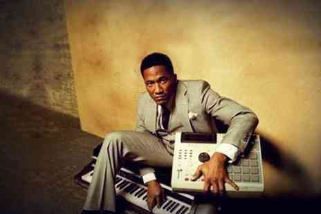 Eventim - Ticket to See Live DJ Set by Q Tip - Save 40%